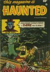 Cover For This Magazine Is Haunted 1