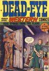 Cover For Dead Eye Western v1 3