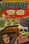Cover For Beware 9