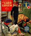 Cover For Sexton Blake Library S3 67 The Mystery of the Cairo Express