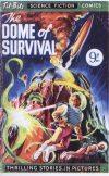 Cover For Tit Bits Science Fiction Comics 1
