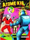 Cover For Atome Kid 4 Seul contre les
