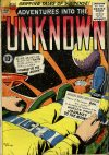 Cover For Adventures into the Unknown 95