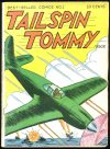 Cover For Service Publishing Best Seller Comics Tailspin Tommy 1