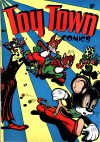 Cover For Toytown Comics 1