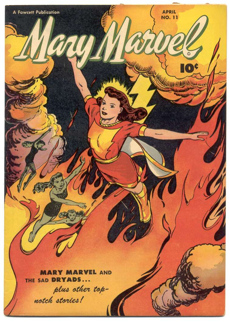 WOW ! Incredibles Adventures ! [Fiche RP : Mary Marvel] 0