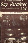Cover For Guy Vercheres v2 11 La terreur vivante