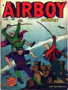 Cover For Airboy Comics v8 6