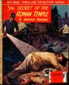 Cover For Sexton Blake Library S3 337 The Secret of the Roman Temple