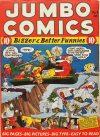 Cover For Jumbo Comics 5
