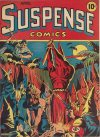 Cover For Suspense Comics 3