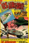 Cover For U.S. Air Force Comics 5