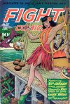 Cover For Fight Comics 35