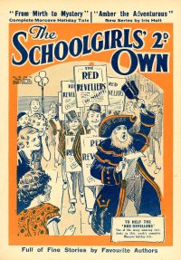 Large Thumbnail For The Schoolgirls' Own Library 742