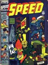 Cover For Speed Comics 19