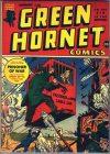 Cover For Green Hornet Comics 16