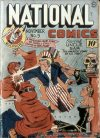 Cover For National Comics 5 (fiche)