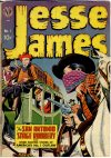 Cover For Jesse James 1