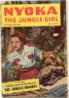 Cover For Nyoka the Jungle Girl 52