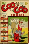 Cover For Coo Coo Comics 13