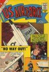 Cover For U.S. Air Force Comics 13
