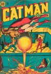 Cover For Cat Man Comics 30