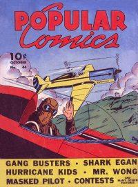 Large Thumbnail For Popular Comics #44