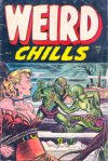 Cover For Weird Chills 3