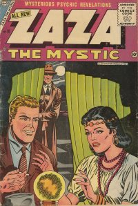 Large Thumbnail For Zaza the Mystic #10
