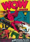 Cover For Wow Comics 2 (paper/2fiche)