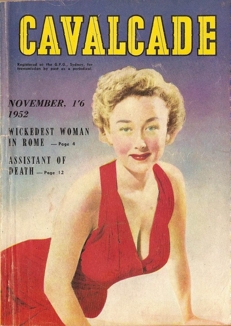 Comic Book Cover For Cavalcade v16 06