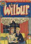 Cover For Wilbur Comics 26