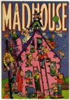 Cover For Madhouse 1