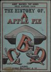 Cover For A History of Apple Pie