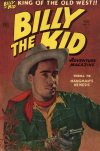 Cover For Billy the Kid Adventure Magazine 7