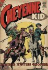 Cover For Cheyenne Kid 9