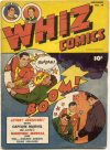 Cover For Whiz Comics 78