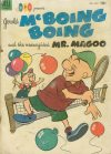 Cover For Gerald McBoing Boing and the Nearsighted Mr. Magoo 4
