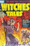 Cover For Witches Tales 16