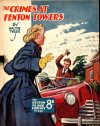 Cover For Sexton Blake Library S3 243 The Crimes at Fenton Towers