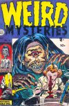 Cover For Weird Mysteries 9