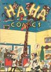 Cover For Ha Ha Comics 31