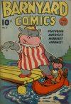 Cover For Barnyard Comics 2