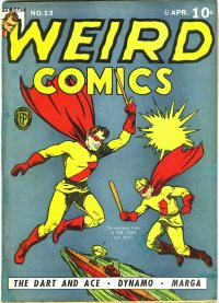 Large Thumbnail For Weird Comics #13