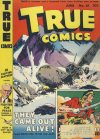 Cover For True Comics 61