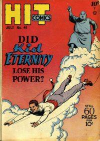 Large Thumbnail For Hit Comics #41