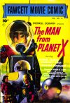 Cover For Fawcett Movie Comic 15 The Man from Planet X
