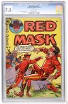 Cover For Red Mask 45