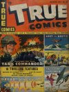 Cover For True Comics 28