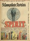 Cover For The Spirit (1943 4 10) Montreal Standard